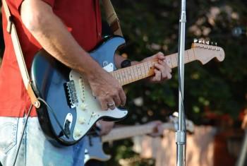 Burger and a Band Night - Kirk James Band (Blues)
