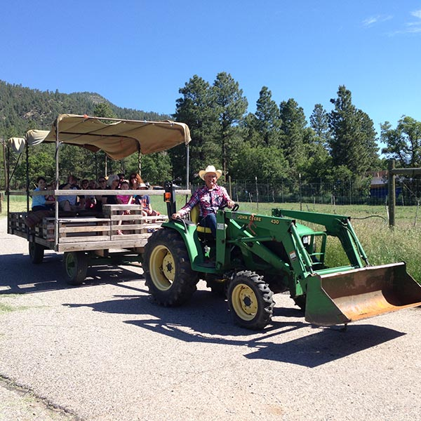 ranch tours durango